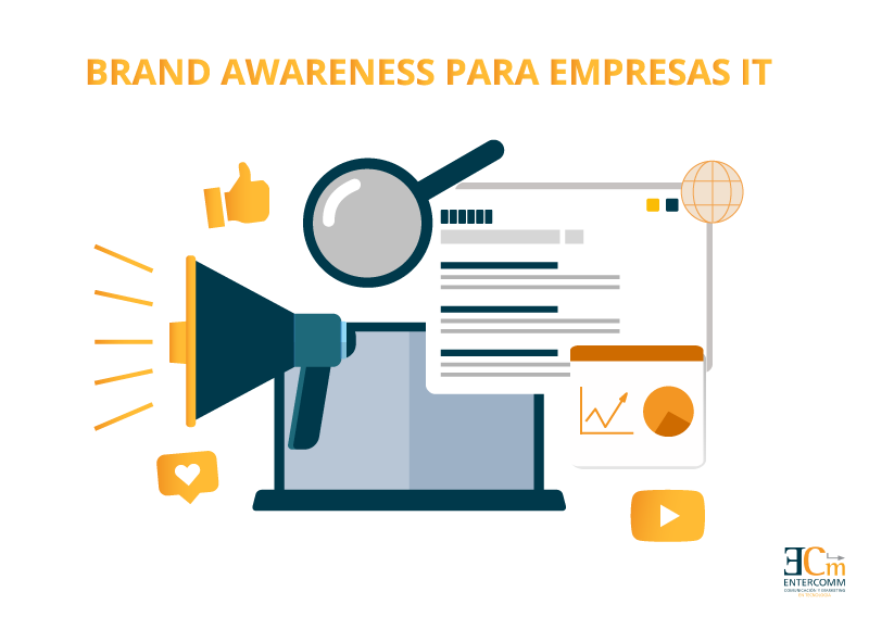 brand awareness para empresas it